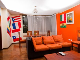 The best place to stay in Quito