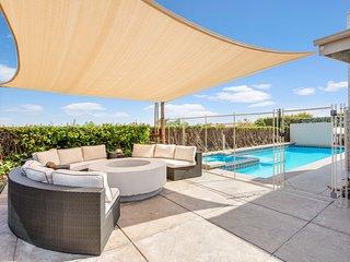 Malibu Poolside Retreat