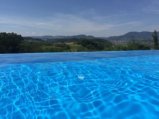 Villa Pacetina ***** - house in beautiful nature