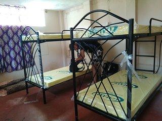 dormitory room near beach