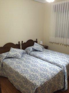 Dormitorio 2 con 2 camas