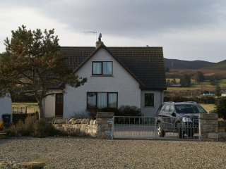 Holiday Cottage by the Golf Course on the Beach in Brora