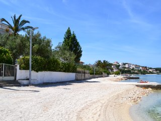 Fantastic Beach House on Ciovo Island near Trogir
