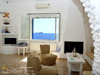 ENDLESS BLUE from Syros (Fabrika resort)