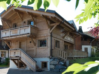 Chalet Les Gentianes | Self Catered | Centrally Located