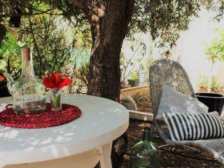 Encantador duplex con jardin, terraza, piscina y parking a 200mts de la playa
