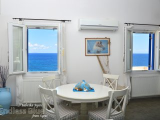 ENDLESS BLUE from Syros (2nd HOUSE)