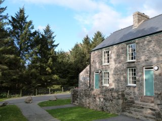 Self Catering cottage on the Llyn Peninsula. Nant - Gorllwyn: 197043