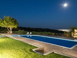 Aegina Alexandra Villa I with large pool, near the sea & Agia Marina village