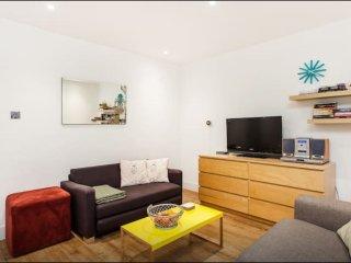 Morden Clean 3 Bedroom flat Euston, Camden yown near Central London