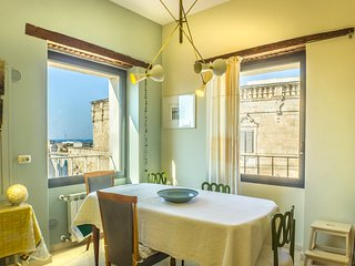 Casa dei Pensieri: stunning seaviews, luxurious comfort