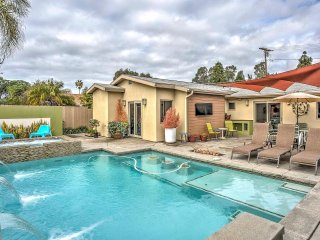 NEW! Remodeled 3BR San Diego Home w/Private Pool!