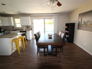 Spacious, modern 3bed/2ba entire Tempe home w/pool. Clean & close to everything!