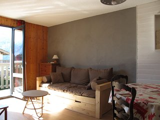 Appartement T3 6 personnes à Aussois