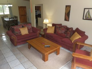 Boquete Panama, Fully Furnished Apartments, Walk to Town, Mountain Views.