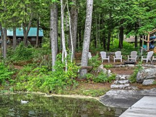 NEW! 4BR Lakefront Denmark Cottage!