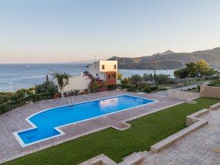 Aegina Alexandra Villa II with large pool, near the sea and Agia Marina village