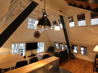 Appartement de 80m² DESIGN- 4 personnes – Petite France/Lohkäs