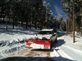 Evergreen Colorado's Log Cabin