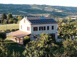 Apartment Sibillini, Villa Rosa Bianca