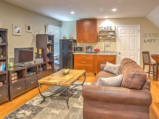 Charming Hudson Valley Studio - Walk to Downtown!