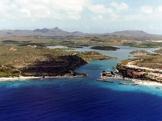 The best views of all of Curacao