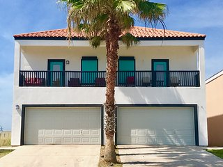 South Padre Island Condo Townhome Beach House