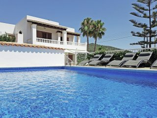 Villa Felix Ibiza: Outstanding location & very cozy