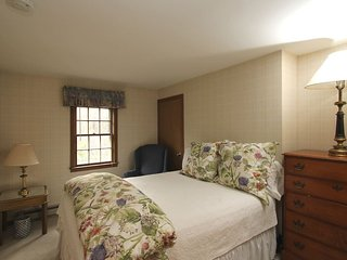 Cape Cod Comfortable Queen Bedroom