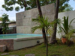 Casa de Playa con Piscina. Poneloya