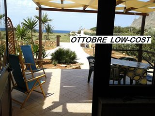 OCTOBER LOW COST, Villetta con vista mare!!