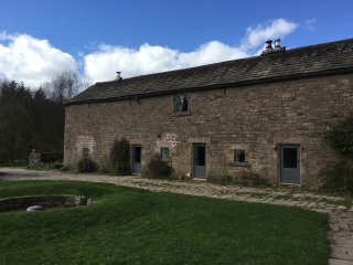 The Barn House at Gib Torr Farm