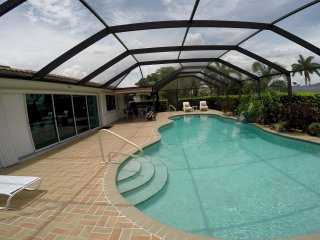 Beautiful Cape Coral Villa Del Sol
