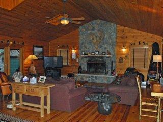 Adirondack Lake Cabin