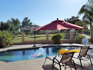 Chandler Home on Golf Course w/Pool - Near Airport