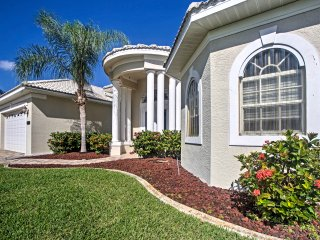 NEW! 3BR Cape Coral House w/Private Pool and Dock!