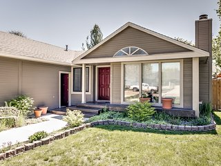 Cozy Boise House w/ Extended Stays Available!