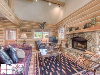 Big Sky Resort | Powder Ridge Cabin 9A Red Cloud