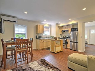 Renovated 1BR Manasquan Apt 5 Mins from Beach!