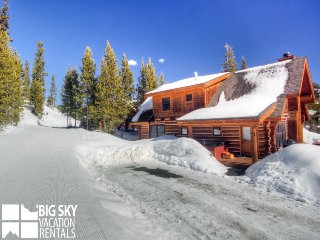 Big Sky Resort | Powder Ridge Cabin 1 Moose Ridge