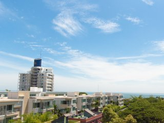 Front Sea View, Studio Apartment with SofaBed_6G - Rocco HuaHin Condominium