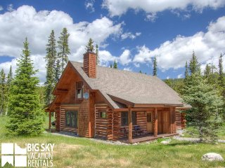 Big Sky Resort | Powder Ridge Cabin 5 Moose Ridge