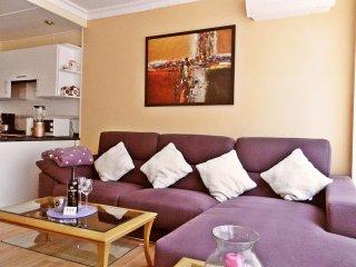 Ihre komfortable Ferienwohnung 'Hibiscus' mit einer sehr großen Terrasse