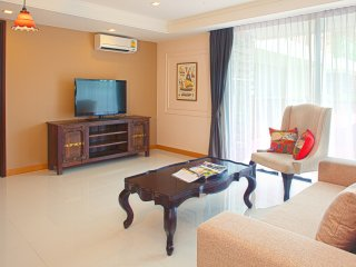 One-Bedroom Suite with SofaBed_3J: Near Pool - Rocco HuaHin Condominium