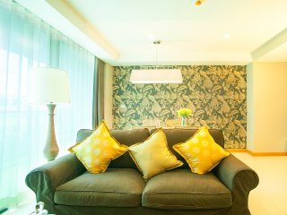 One-Bedroom Suite with SofaBed_4J: Pool View Partial - Rocco HuaHin Condominium
