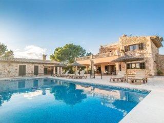 Pool-Finca Villa Valentina II (Es Pineret)