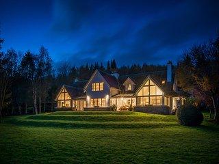 5* Luxury House near Crieff