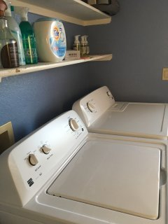 Complete Laundry facilities