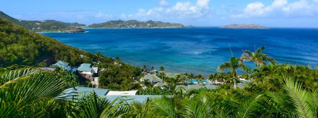 Villa Bali 2 Bedroom (Located On The Hillside Of Pointe Milou Facing The
