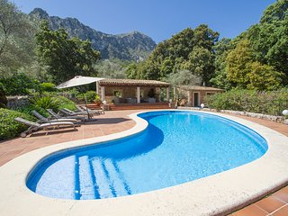 4 bedroom Villa in Lluc, Balearic Islands, Spain : ref 5585453